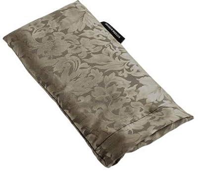 Hugger Mugger Herbal Filling Silk Yoga Eye Bag, Gold from Hugger Mugger