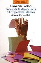 Teoria de la democracia/ Theory of Democracy: Los Problemas Clasicos (Spanish Edition)