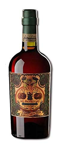 Vermouth Del Professore Vermouth rot 0,75 lt.