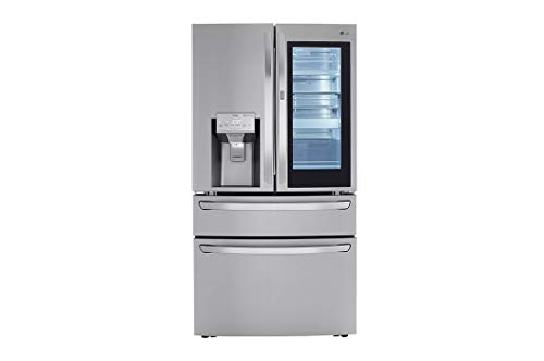 LG LRMVC2306S / LRMVC2306S / LRMVC2306S 23 Cu.Ft. Stainless French Door Smart Refrigerator