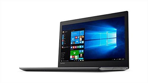 Latest Lenovo ideapad 320 15.6' Laptop, Windows 10, Intel Celeron Dual-Core N3350, 4GB RAM, 1TB Hard Drive Black (Certified Refurbished)