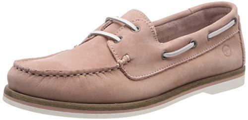 Tamaris Damen 1-1-23616-22 540 Sneaker, Pink (Lt. Pink Nubuc 540), 37 EU