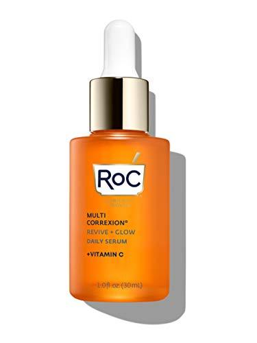 RoC Multi Correxion Revive + Glow Vitamin C Serum,...