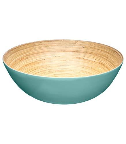 Secret de Gourmet - Saladier bambou vert D30