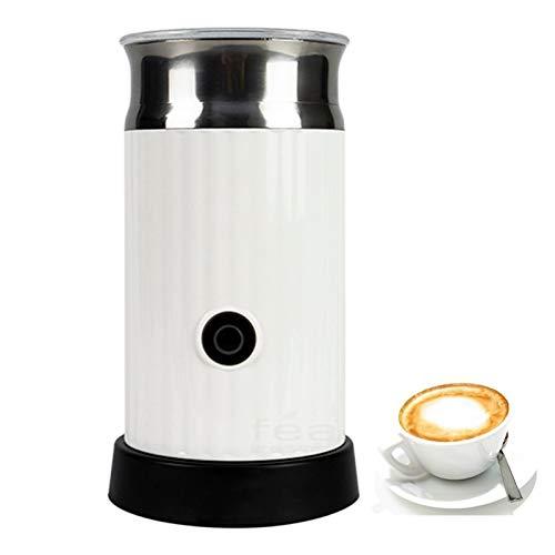 XHDD 3 Vaporizador de Leche Eléctrico,Funcionamiento silencioso para Capuchino, Chocolate Caliente, café con Leche, café