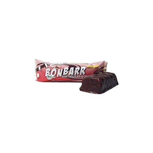 Bonbarr Schoko/Kokosnuss Riegel laktosefrei - 40 g