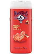 Le Petit Marseillais Duş Jeli Akdeniz Çileği, 650 ml