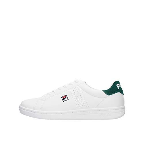 Fila Crosscourt 2 F Low Zapatillas blancas para hombre 1010276-90Q Blanco Size: 46