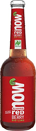 now Bio now Red Berry Bio (6 x 330 ml)