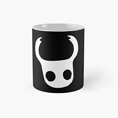 Hollow Knight - The Mask Classic Mug 11 Ounce For Coffee, Tea, Chocolate Or Latte.