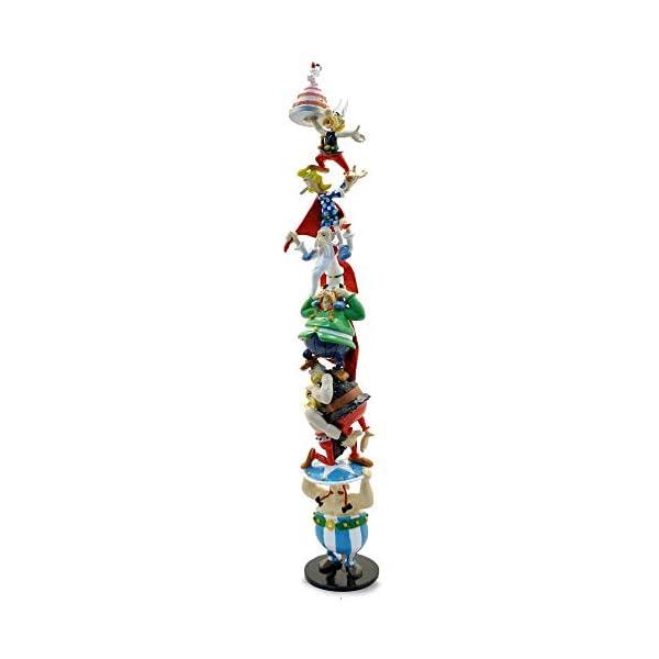 PIXI Figura de colección Columna de Astérix y Obélix 60 años 30cm 2336 (2019) 1