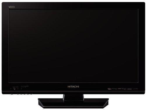 日立 22V型 液晶テレビ 320GB HDD内蔵 Wooo HP09 L22-HP09