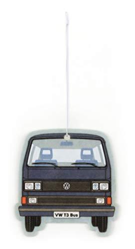 BRISA VW Collection - Volkswagen T3 Bulli Bus Luft-Erfrischer, Duft-Spender, Duft-Baum fürs Auto/KFZ (Fresh/Blau)