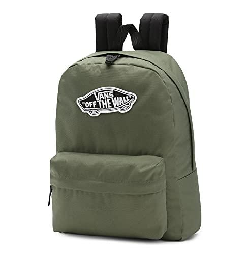Vans Realm Backpack, Mochila Unisex Adulto, Tomillo, Talla única