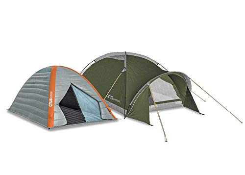 Crua Duo Cocoon Combo Tent: 2 Person Modular System Includes Insulated...