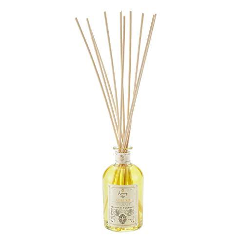LOGEVY - Parfumeur d'Environnement 500 ML pour Le Bien-être de la Personne et de la Maison - Agrumes Épicés