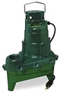 Zoeller 264-0002 Waste-Mate N264 1 PH Non-automatic Pump