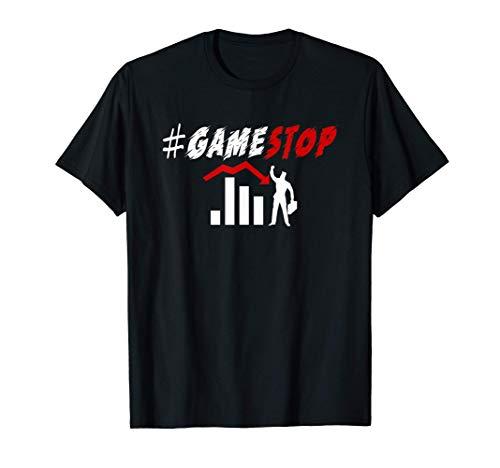 Wallstreetbets Gamestop Stock Market WSB T-Shirt