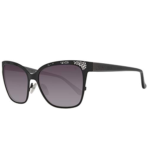 Guess by Marciano Sonnenbrille Gm0742 02B 57 Gafas de sol, Negro (Schwarz), 57.0 para Mujer