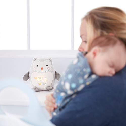 Gro AKA0030 Licht und Sound, Ollie the Owl grofriend, grau