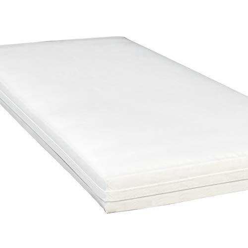 Softsan Extraweich Allergiker Matratzenbezug für Boxspring Topper milbendicht 180x200 cm, Höhe 8 cm, Encasing zum Milbenschutz für Hausstauballergiker milbenkotdicht