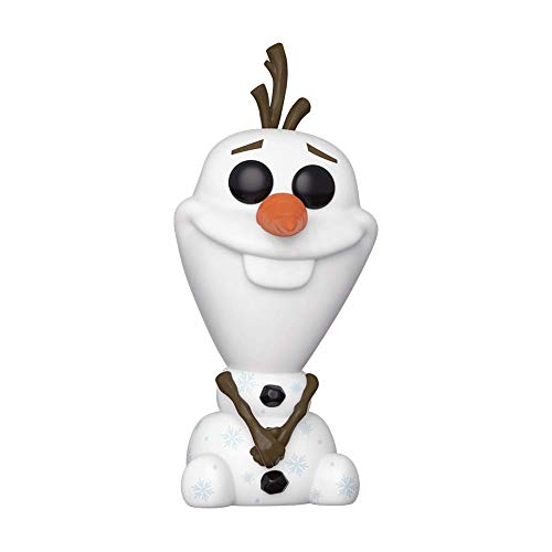 Funko - Pop! Disney: Frozen 2 - Olaf Figurina, Multicolor (40895)