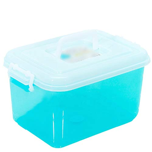 Storage Box Arcones de almacenaje Caja de Almacenamiento de plástico Caja de...