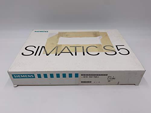 6ES5944-7UB11 Siemens SIMATIC S5 SPS PLC Controller 6ES5 944-7UB11 CPU 944 Zentralbaugruppe für S5-115U 6ES59447UB11 mit 1 Schnittstelle 4025515056065