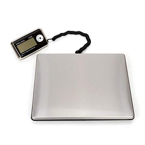 best-good Kingsea SF-889 200kg / 50g Digital Postal Scale Silver & Black(US Shipping)