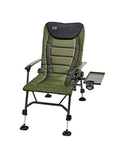 Daiwa Infinity Specialist Chair Stuhl Karpfenstuhl mit Tisch Camping