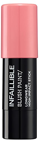 L 'Oréal Make Up Designer Paris Infaillible Paint Gesicht Chubby Stick Blush 01 Pinkabilly