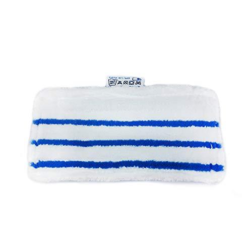 WT-DDJJK Lingettes pour Moteur à Vapeur, tampons nettoyants pour laveuse de Sol lingettes Chiffon à poussière pour Black & Decker FSM1600 FSM1610 FSM1
