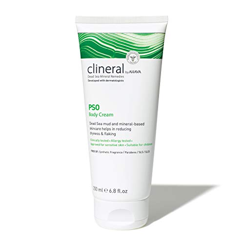 AHAVA CLINERAL PSO Body Cream, 200 ml, 80001055