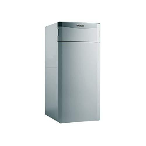 Caldera de condensación mixta modelo Ecocompact VSC 206/4-5-90, acumulador de 90 litros, 20kW calefacción, 24kW agua caliente sanitaria, 69,3 x 59,5 x 131,9 centímetros (referencia: 125114677)