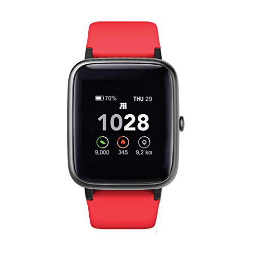Cubitt CT2s Smart Watch, Fitness Tracker with Heart Rate Monitor, Activity Tracker with 1.3