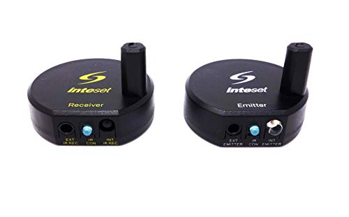 Inteset Wireless IR Repeater, Extender &...