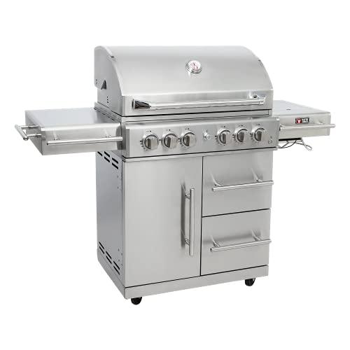 Mayer Barbecue ZUNDA Gasgrill MGG-442...
