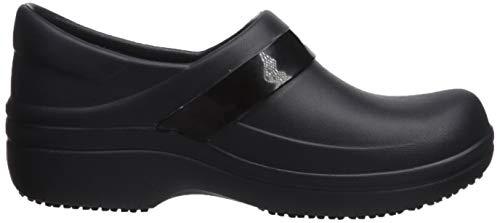 Crocs Neria Pro Ii Clog, womens Neria Pro Ii, Black, M5/W6 UK (38-39 EU)
