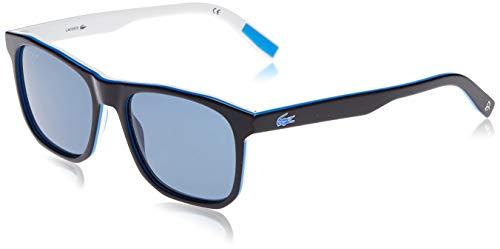 Lacoste L601SND, Acetate Occhiali da Sole Black Unisex Adulto, Multicolore, Standard