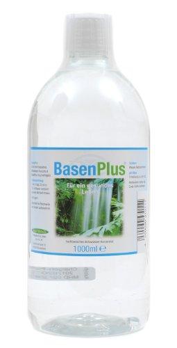 Ivarsson's BasenPlus - Basisches Aktivwasser (konv.) 1000 ml