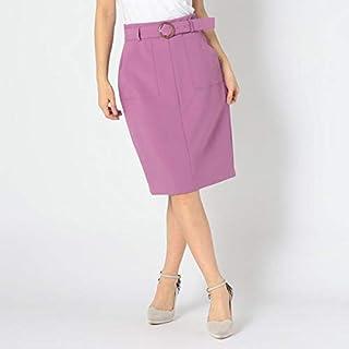 ミッシュ?マッシュ(MISCH MASCH) 共ベルト付ポケット付タイトスカート