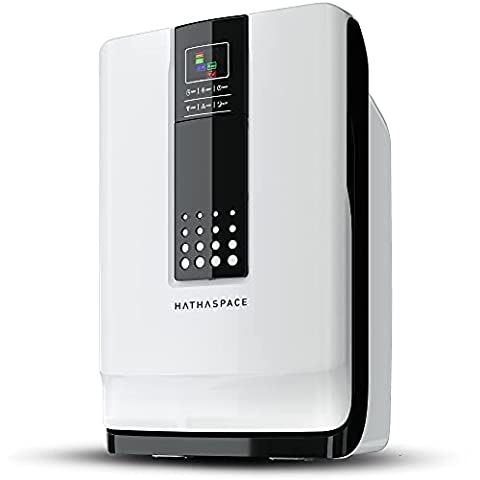 The Hathaspace Air Purifier in White