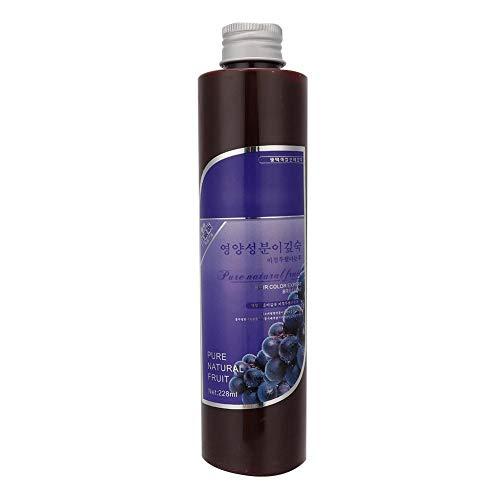 【2021 Neujahrsangebot】228ml Haarpflege-Tool DIY Haarfärbecreme, umweltfreundliche Haarfärbemittel-Creme, Haarfärbemittel-Friseursalon Erstellen Sie eine unverwechselbare Haarfarbe für(Snow Plum Powder