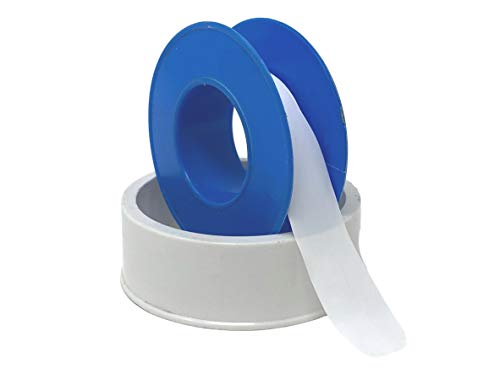 Teflon Pipe Tape - .5 in. x 100 in.