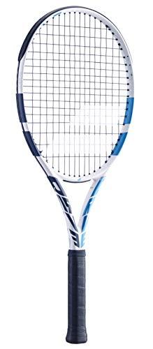 Babolat Evo Drive Women CORDEE - Racchetta da tennis da adulto, unisex, 153-bianco, taglia del Grip: 2