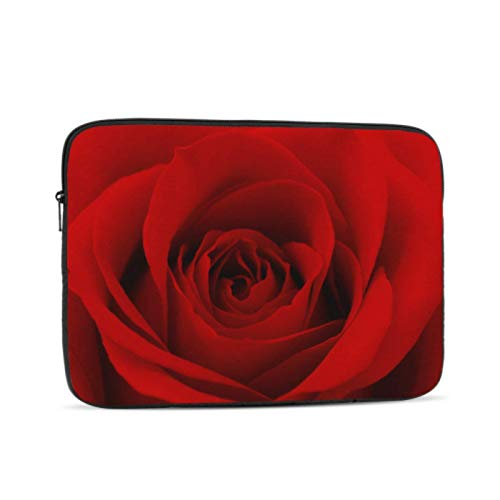 Macbook Pro Covers Close Up Photo of Red Rose Flower 128910530 Macbook Pro 15 Accessories Multi-Color & Size Choices10/12/13/15/17 Inch Computer Tablet Briefcase Carrying Bag