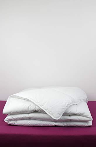 Kadolis Couette Adulte Active Clim légère Blanc 240 x 260 cm