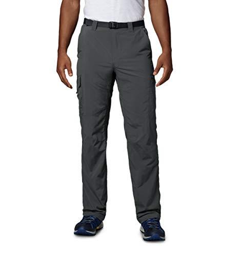 Columbia Silver Ridge Cargo Pant_AM8007 Pantalon Homme, Gris, Taille : 44