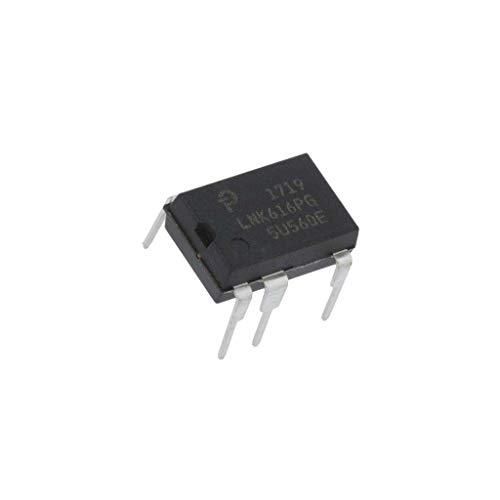 LNK616PG PMIC AC/DC switcher,SMPS controller Uin: 85-265V DIP-8C POWER INTEGRATI