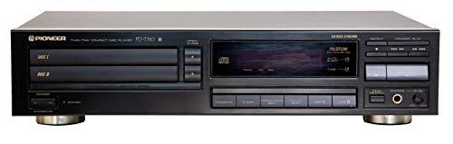 Pioneer PD-T310 Doppel CD-Player in Schwarz